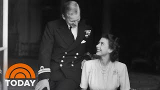 Prince Philip And Queen Elizabeth: A 70-year Love Affair | TODAY Screenshot
