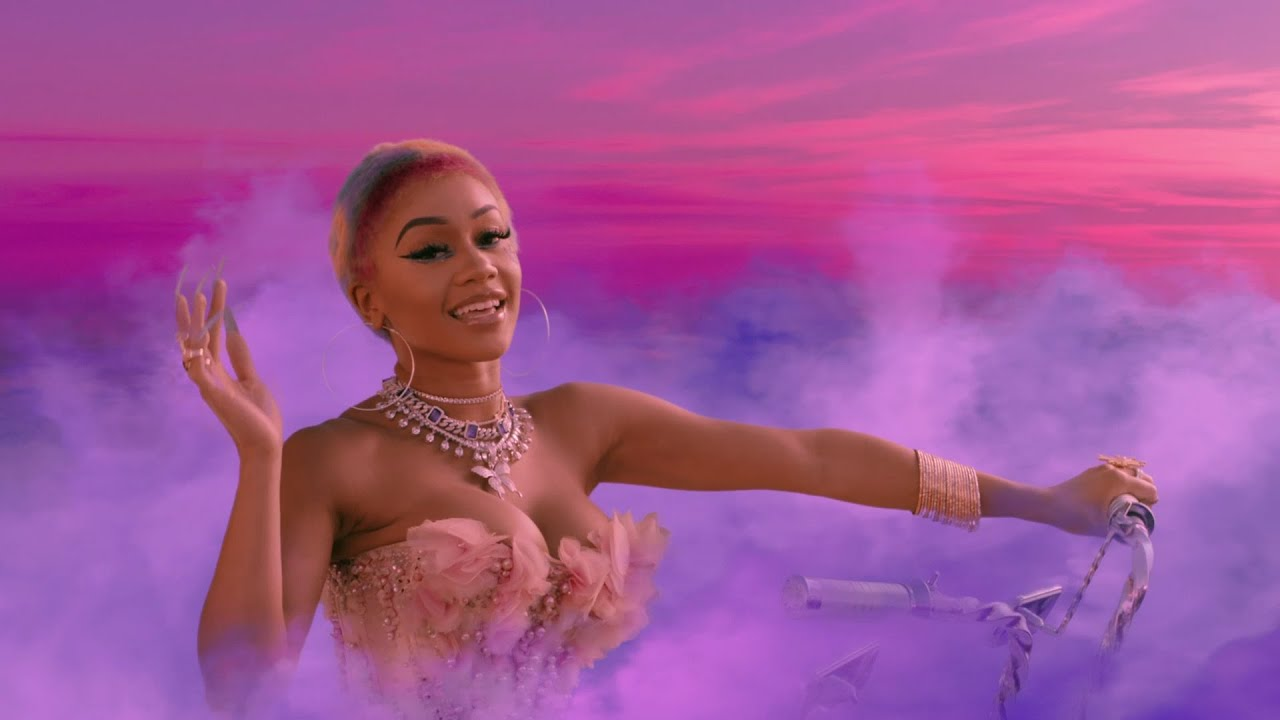 Saweetie - Back to the Streets (feat. Jhen Aiko) [Official Music Video] HD quality image