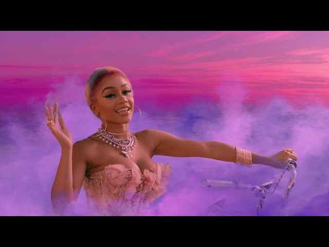 Saweetie - Back to the Streets (feat. Jhen Aiko) [Official Music Video] HQ quality image