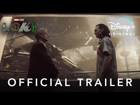 Marvel Studios' Loki Official Trailer Disney+ MQ quality image
