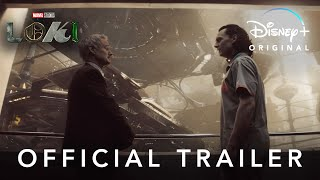 Marvel Studios' Loki Official Trailer Disney+ MD quality image
