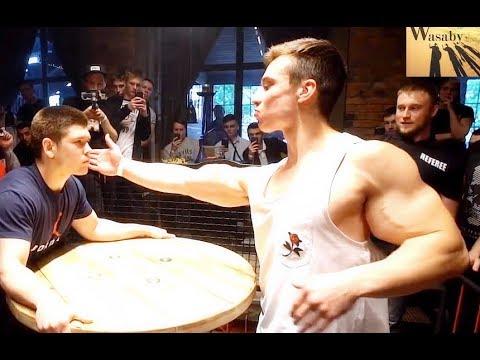 Russian Slap Championship 2019. Slap Off Contest Knockouts MQ quality image