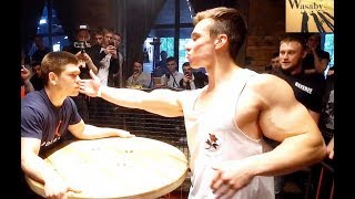 Russian Slap Championship 2019. Slap Off Contest Knockouts MD quality image