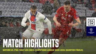 HIGHLIGHTS | Bayern Munich vs. Paris Saint-Germain: First Leg (UEFA Champions League 2020-2021: QFs) Screenshot