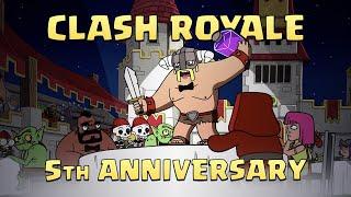 Clash-A-Rama! Clash Royale 5th Anniversary Awards! Screenshot