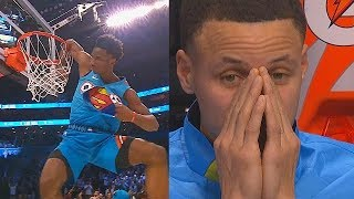 2019 NBA Slam Dunk Contest Full Game Highlights! 2019 NBA All-Star Weekend MD quality image