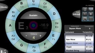 TonalEnergy Tuner iOS App Review MD quality image