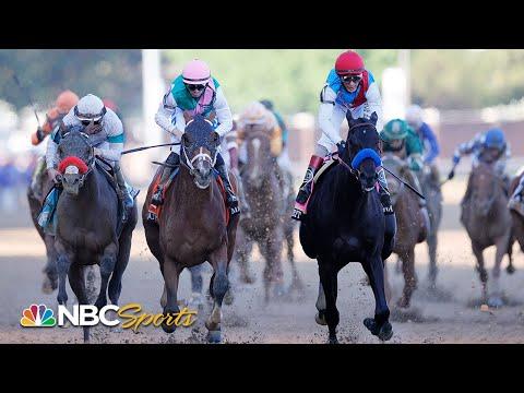 Kentucky Derby 2021 (FULL RACE) NBC Sports MQ quality image