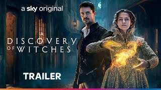 A Discovery Of Witches   Series 2   Trailer