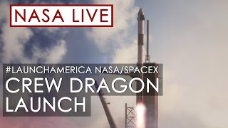 Making History: NASA and SpaceX Launch Astronauts to Space! (#LaunchAmerica Success May 30, 2020) Screenshot