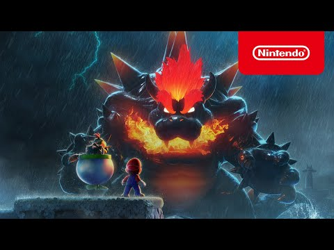 A Bigger Badder Bowser - Super Mario 3D World + Bowser's Fury - Nintendo Switch MQ quality image