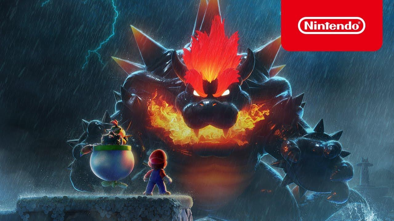 A Bigger Badder Bowser - Super Mario 3D World + Bowser's Fury - Nintendo Switch HD quality image