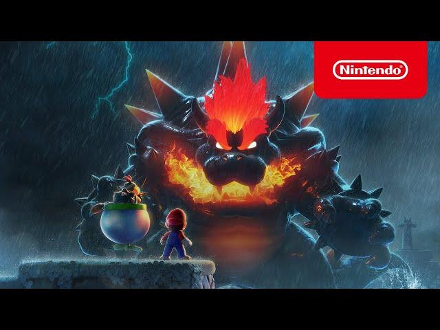 A Bigger Badder Bowser - Super Mario 3D World + Bowser's Fury - Nintendo Switch HQ quality image