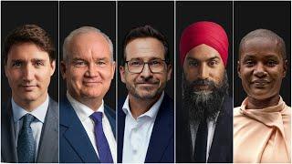 Federal Leaders' Debate 2021 MD quality image