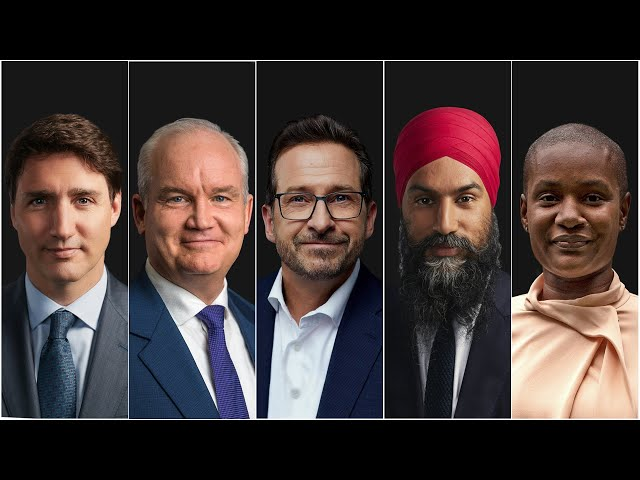 Federal Leaders' Debate 2021 HQ quality image