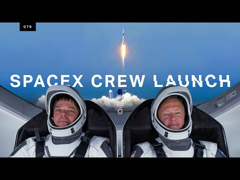 SpaceX just launched humans to space for the first time MQ quality image
