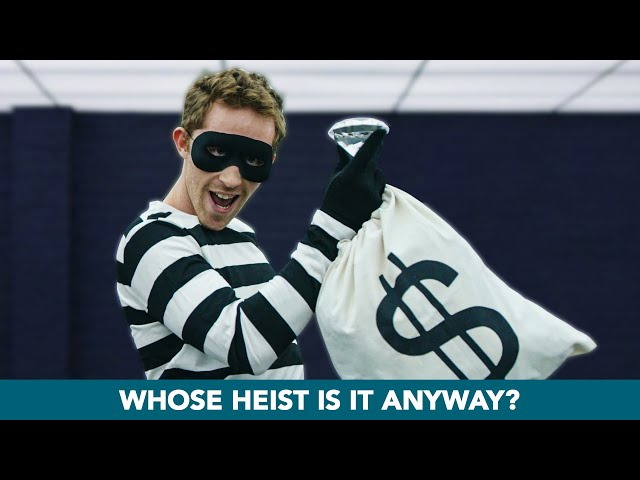 Whose Heist Is It Anyway? HQ quality image