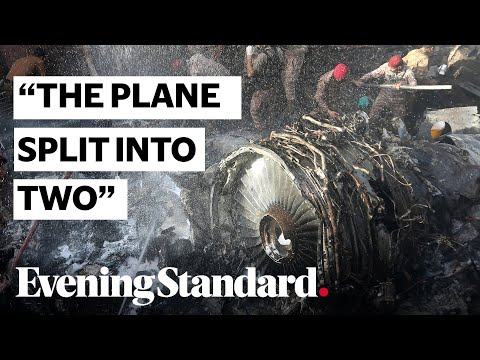 Pakistan crash: Journalist describes horrific scene in Karachi following plane crash MQ quality image