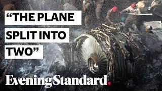 Pakistan crash: Journalist describes horrific scene in Karachi following plane crash MD quality image