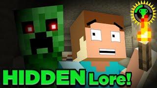 Game Theory: Minecraft, The Secret Desert Origin of Creepers Screenshot