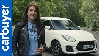 Suzuki Swift Sport 2019 in-depth review - Carbuyer MD quality image