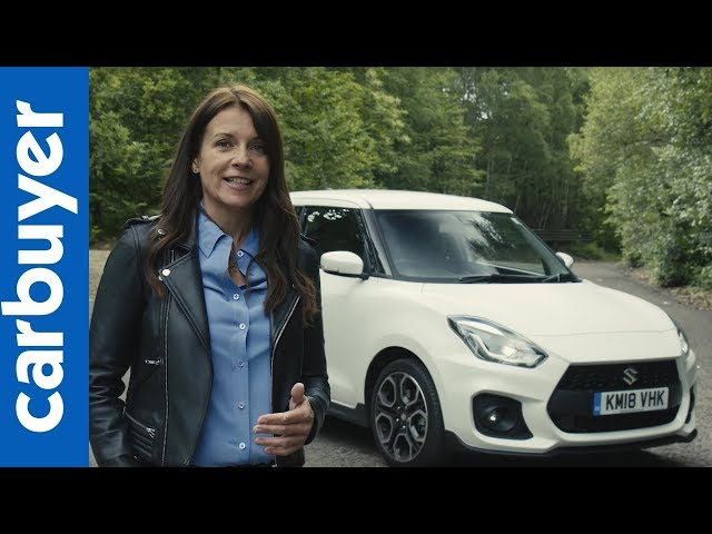 Suzuki Swift Sport 2019 in-depth review - Carbuyer HQ quality image