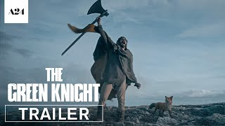 The Green Knight   Official Trailer HD   A24