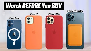 IPhone 12 Buyer's Guide - DON'T Make these 12 Mistakes! MD quality image