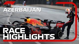 Race Highlights 2021 Azerbaijan Grand Prix MD quality image