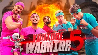 Youtube Warrior 5 vs Michou et Inoxtag feat Doigby MD quality image