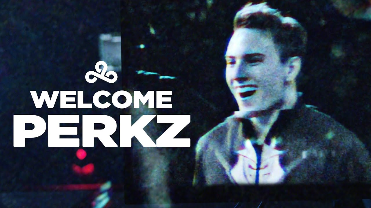 Welcome Luka Perkz Perkovi Cloud9 LCS Mid Laner Announcement HD quality image