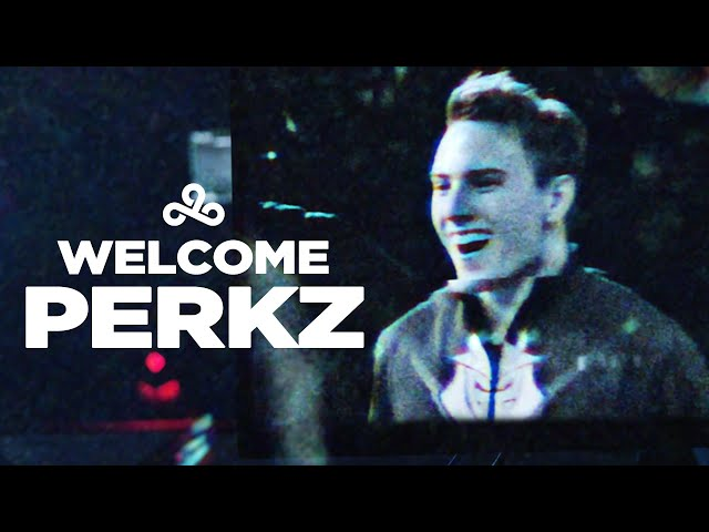 Welcome Luka Perkz Perkovi Cloud9 LCS Mid Laner Announcement HQ quality image
