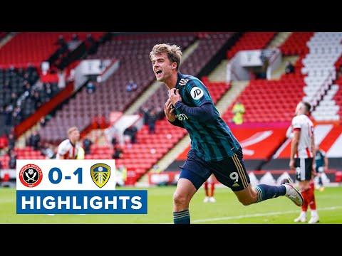 Highlights Sheffield United 0-1 Leeds United 2020/21 Premier League MQ quality image