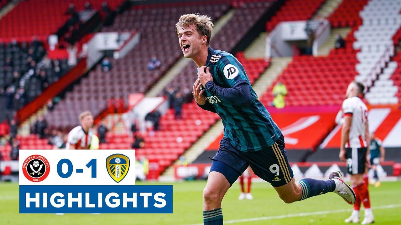 Highlights Sheffield United 0-1 Leeds United 2020/21 Premier League HD quality image