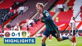 Highlights | Sheffield United 0-1 Leeds United | 2020/21 Premier League Screenshot