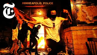 How a Night of Chaos in Minneapolis Unfolded | Minneapolis Protests Screenshot