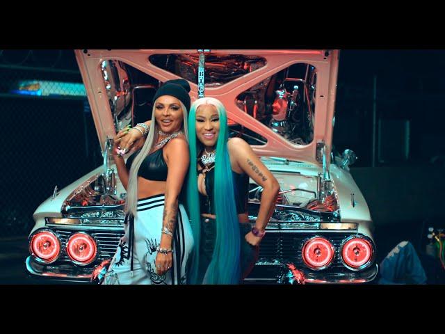 Jesy Nelson Ft. Nicki Minaj - Boyz (Official Music Video) HQ quality image