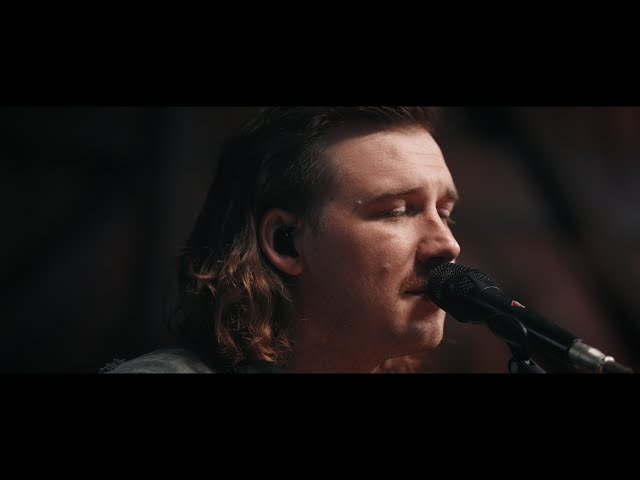 Morgan Wallen - Wasted On You (The Dangerous Sessions) HQ quality image