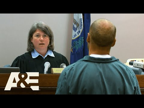 Court Cam: Man SPITS on Judge, Then Starts Jail Riot A&E MQ quality image