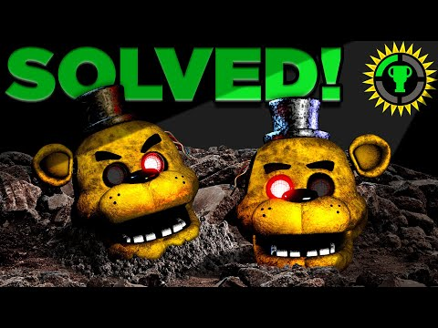 Game Theory: FNAF, We Solved Golden Freddy! (Five Nights At Freddy's) MQ quality image