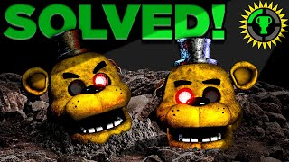 Game Theory: FNAF, We Solved Golden Freddy! (Five Nights At Freddy's) MD quality image