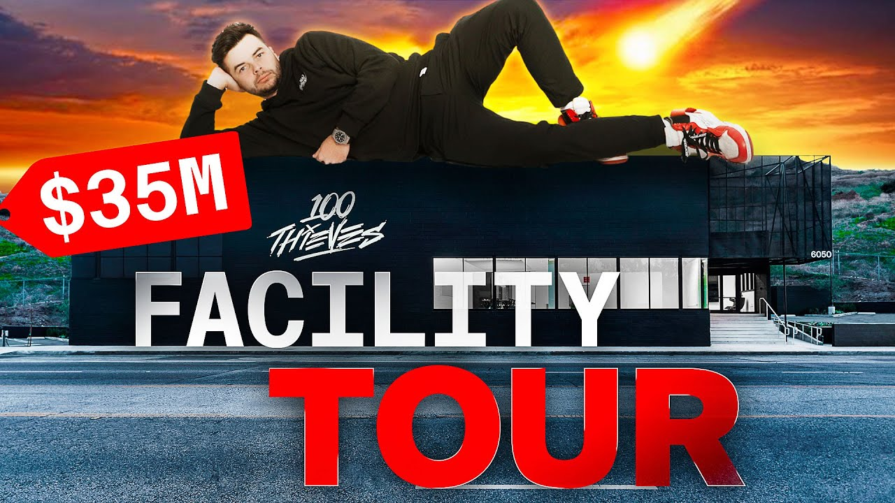 We Built the BEST Gaming Facility in the World! (MILLION DOLLAR TOUR) HD quality image
