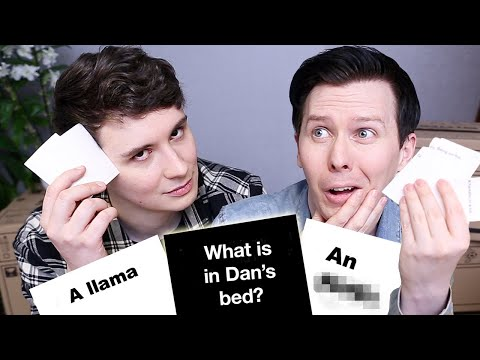 Cards Against Humanity PHAN EDITION! MQ quality image