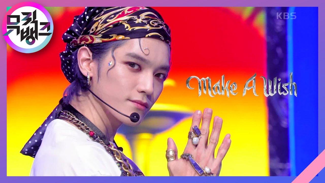 Make a Wish(Birthday Song) - NCT U( ) [/Music Bank] 20201016 HD quality image