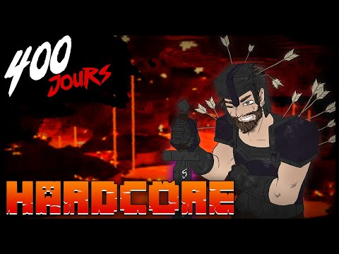 J'ai survcu 400 Jours en Hardcore sur Minecraft... Voici ce qu'il s'est pass MQ quality image