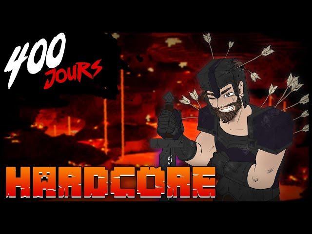 J'ai survcu 400 Jours en Hardcore sur Minecraft... Voici ce qu'il s'est pass HQ quality image