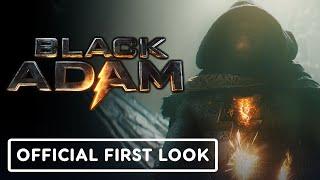 Black Adam - Official First Look Teaser Trailer   DC FanDome 2021 Screenshot