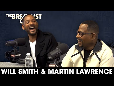 Will Smith & Martin Lawrence Talk Bad Boys Trilogy, Growth, Regrets + More MQ quality image