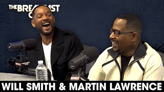 Will Smith & Martin Lawrence Talk Bad Boys Trilogy, Growth, Regrets + More MD quality image