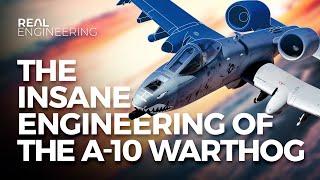 The Insane Engineering of the A-10 Warthog Screenshot